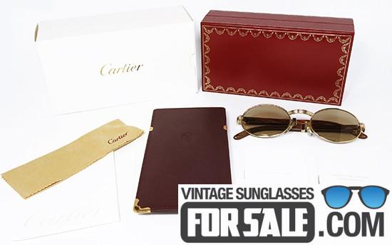 Cartier SULLY Bubinga