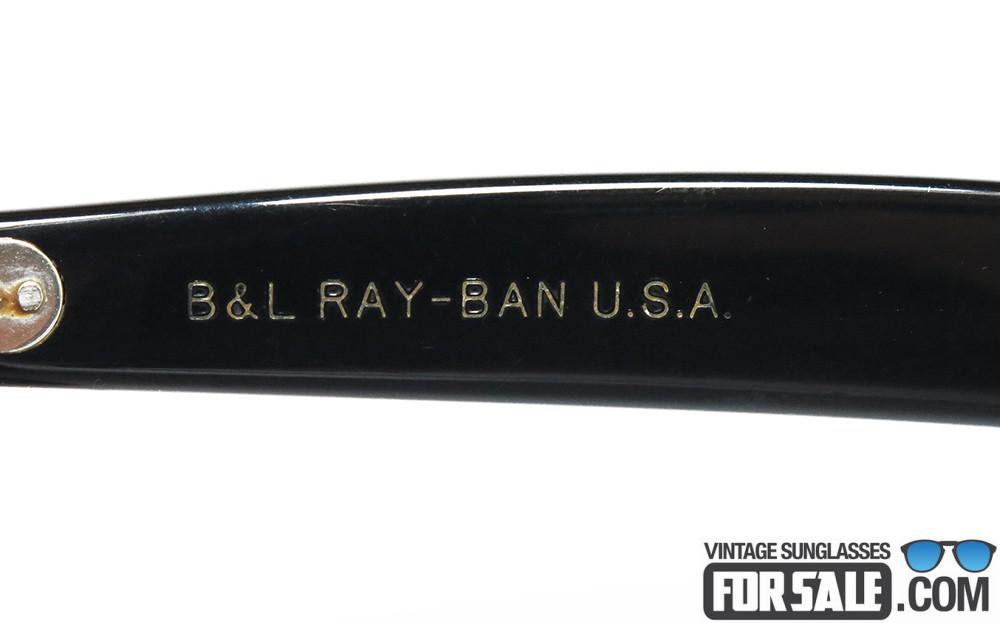 Ray Ban WAYFARER I 5022 B&L