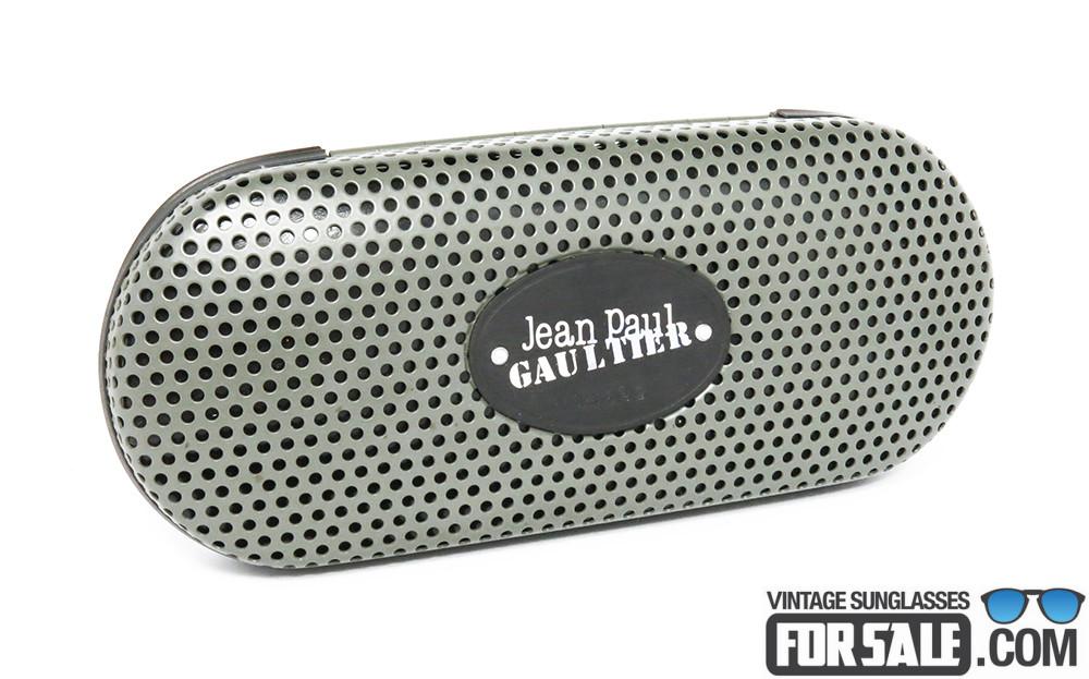 Jean Paul Gaultier 56-7116 & Clip-on