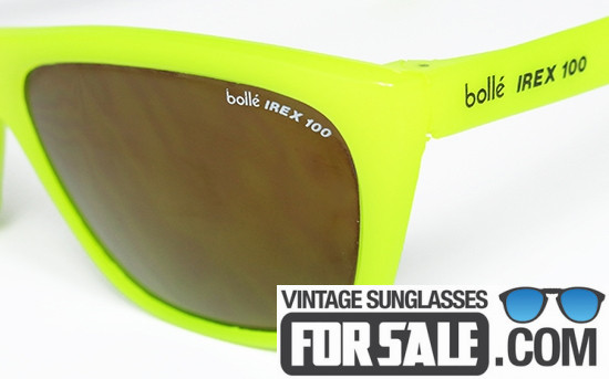 Bollé 527 Fluo Yellow IREX 100 MIRROR