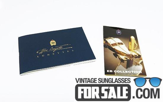 Bugatti EB 508 GOLD FULL SET
