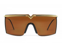 Gianni Versace MOD. S90 COL. 04M Brown